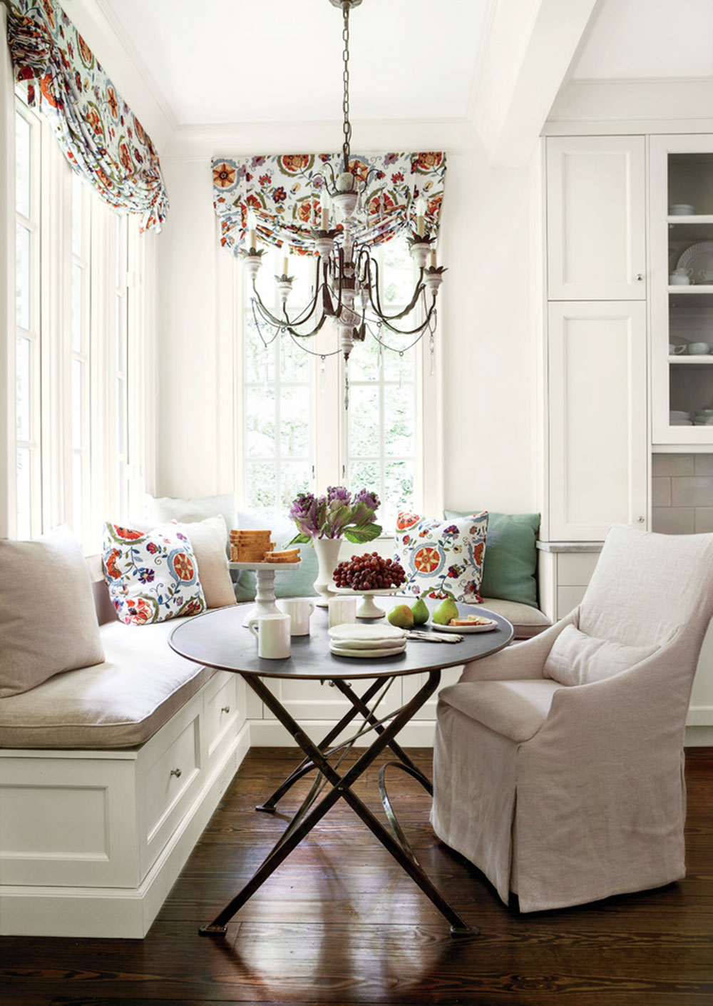 Breakfast Nook Design Ideas For Awesome Mornings8
