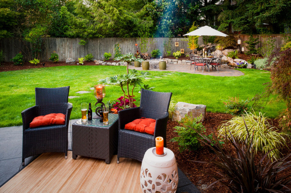 Creating An Outdoor Oasis In Your Backyard11 Creating An Outdoor