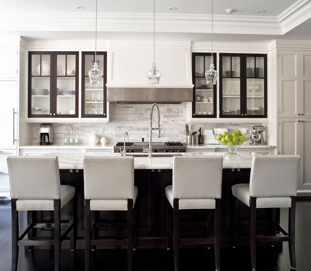 Functionality And Good Atmosphere With Modern Decor Touches