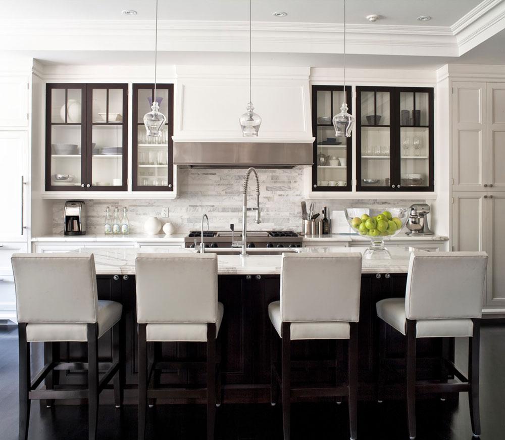 Kitchen Colors Black Appliances Kitchen Renovation Ideas Black Appliances The Unexpected Stylish