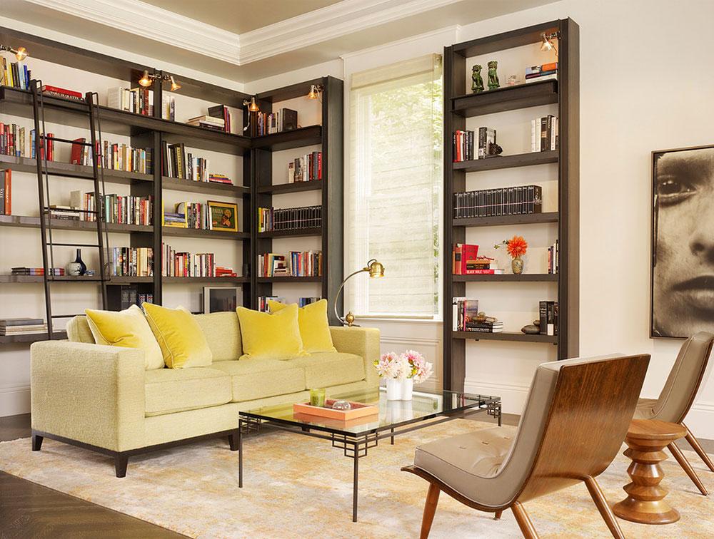Great Bookshelf Decorating Ideas For Tidy Homes1 Unique Bookshelves Designs
