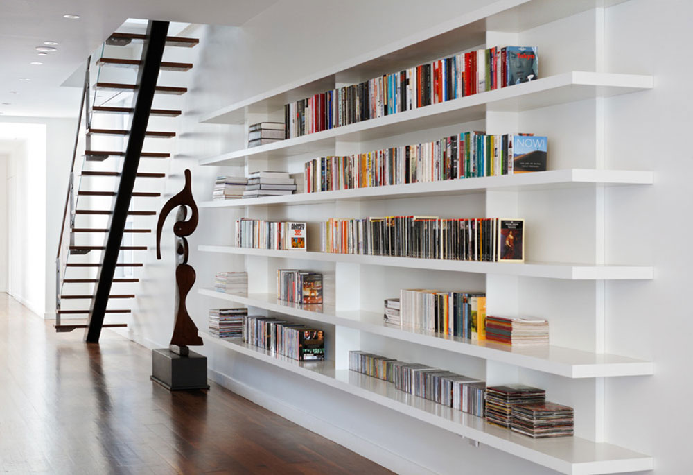 great bookshelf decorating ideas for tidy homes13 - Bookcase Design Ideas