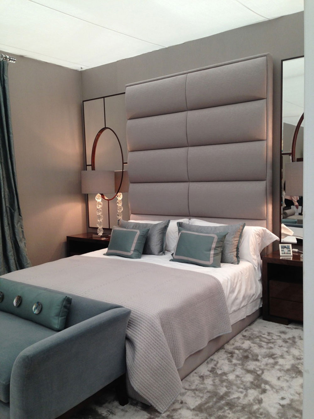 Great Ideas In Choosing A Headboard For Your Bed