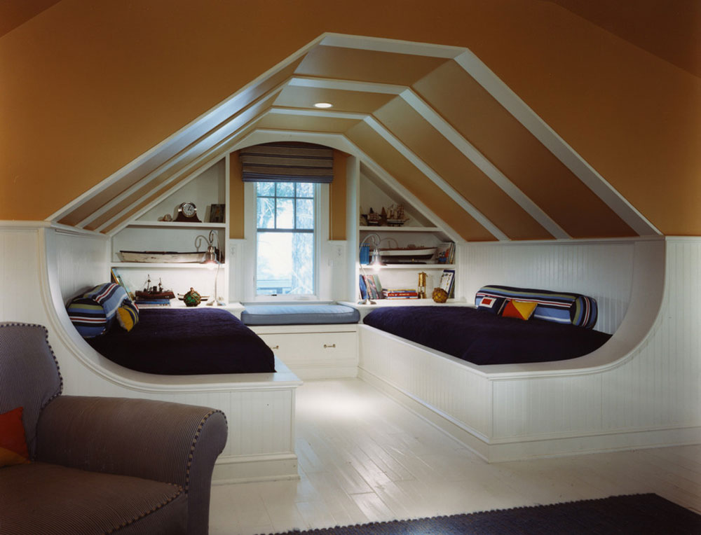 Making A Great Space Out Of Your Attic
