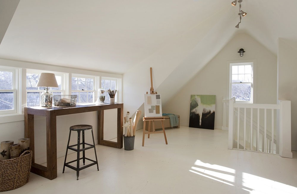 Making-A-Great-Space-Out-Of-Your-Attic- & Inspiring Attic Design Ideas For An Exquisite Space