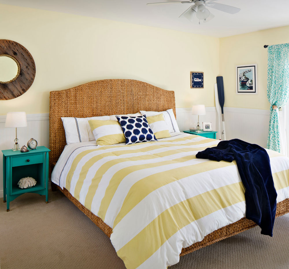 Never Miss Summer With These Tropical Bedroom Design Ideas