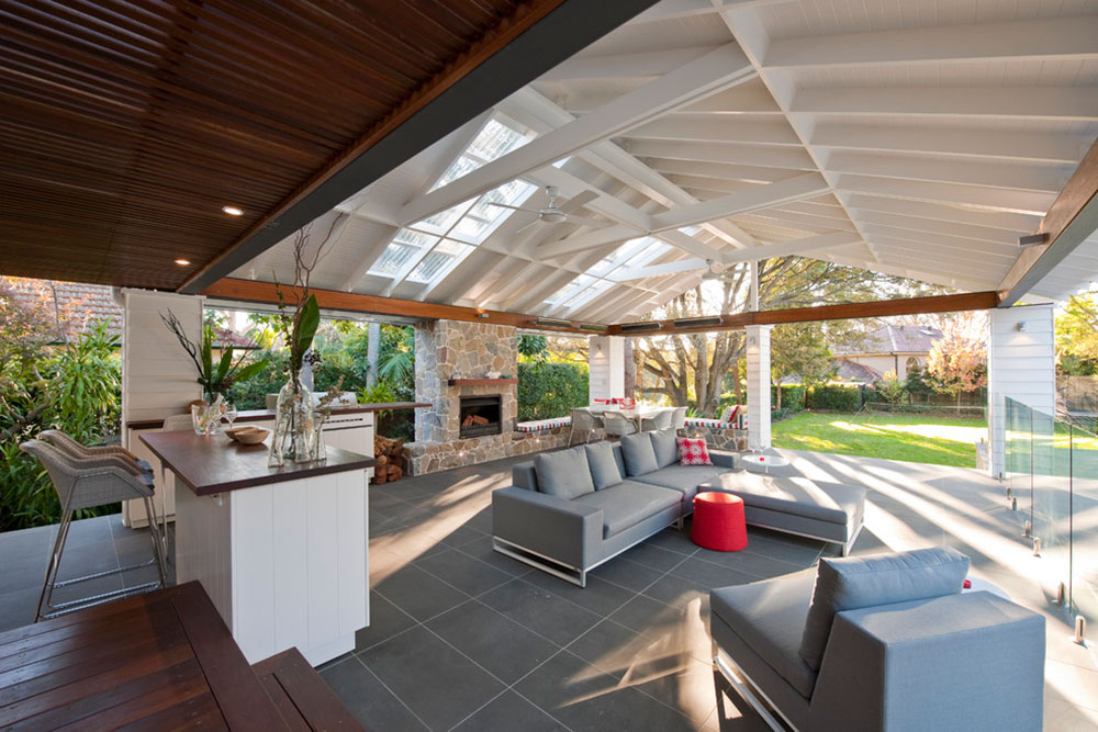 Outdoor Room Ideas outdoor room ideas that keep the family together