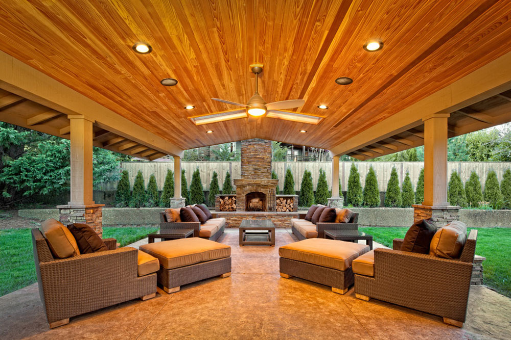 Outdoor Rooms Ideas outdoor room ideas that keep the family together