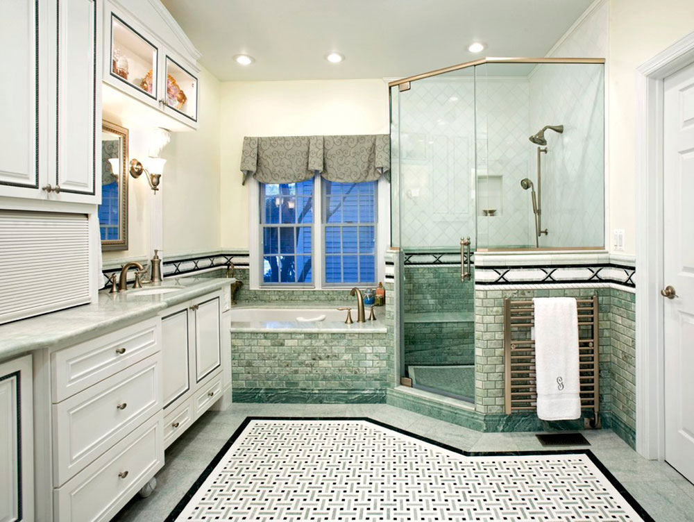 Best Bathroom Tile | Photos And Examples Of How To Choose The Best Bathroom Tiles