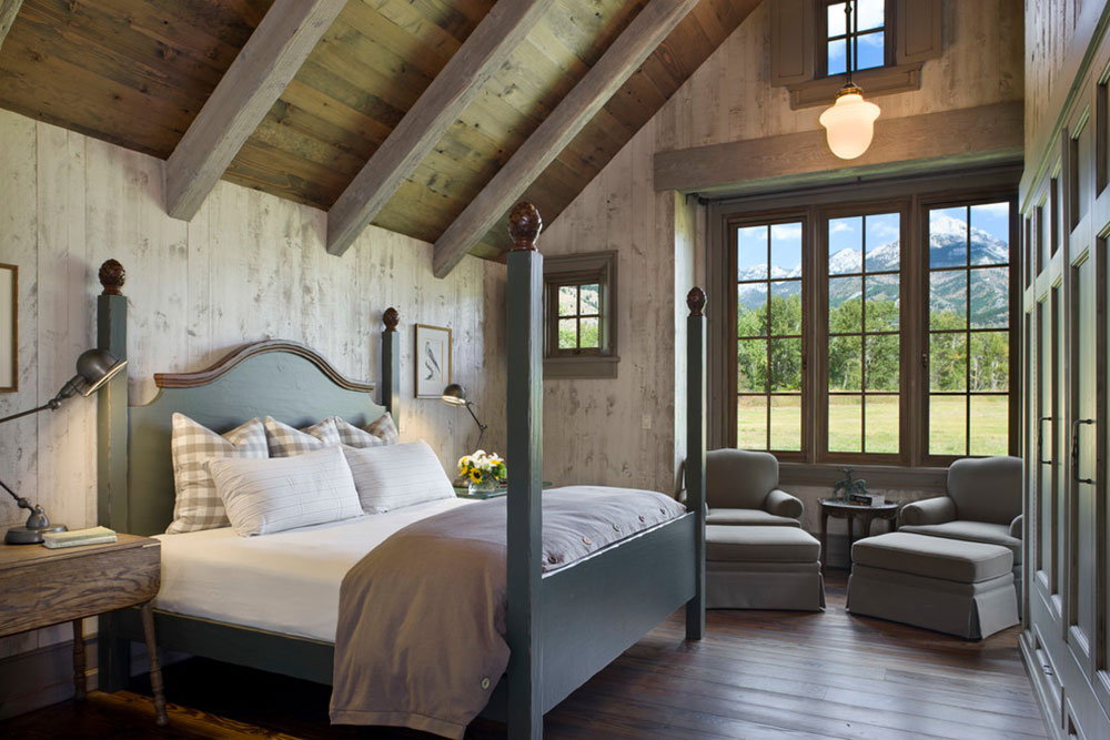 rustic bedroom design ideas which radiate comfort 14 rustic - Rustic Bedroom Design Ideas
