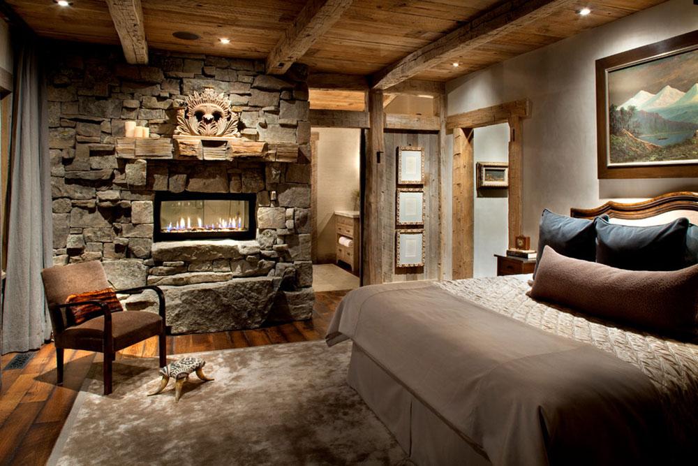 Merveilleux Rustic Bedroom Design Ideas Which Radiate Comfort 15 Rustic