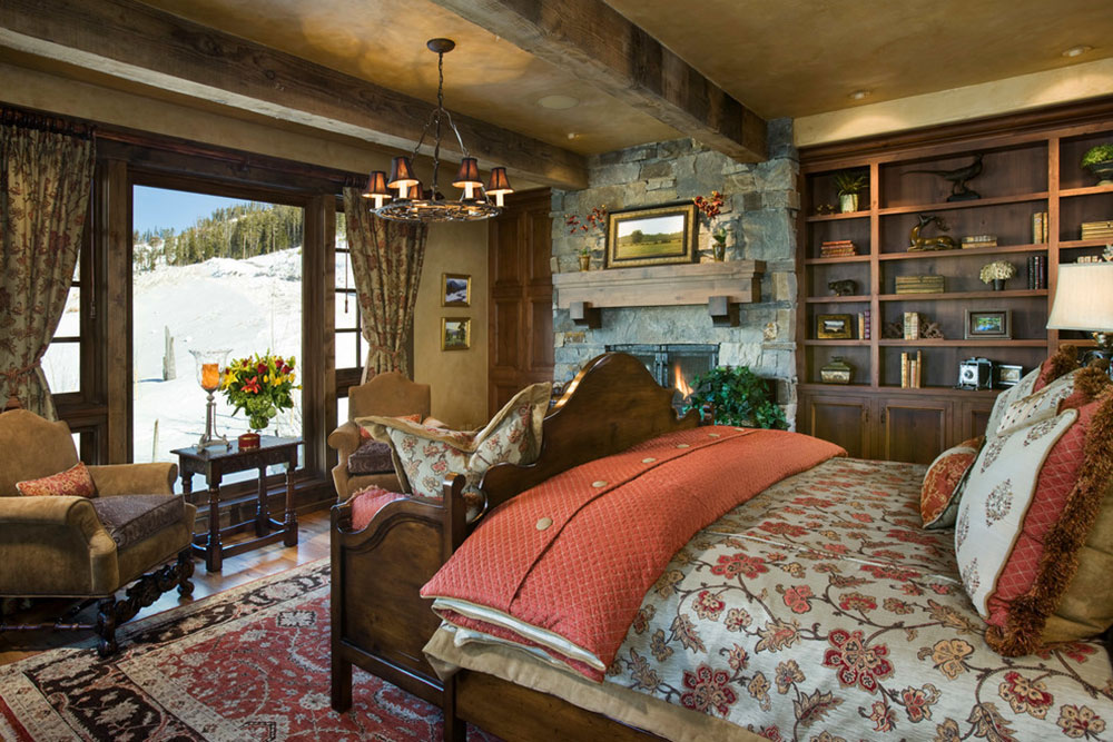 Bedroom Designs Rustic rustic bedroom design ideas which radiate comfort