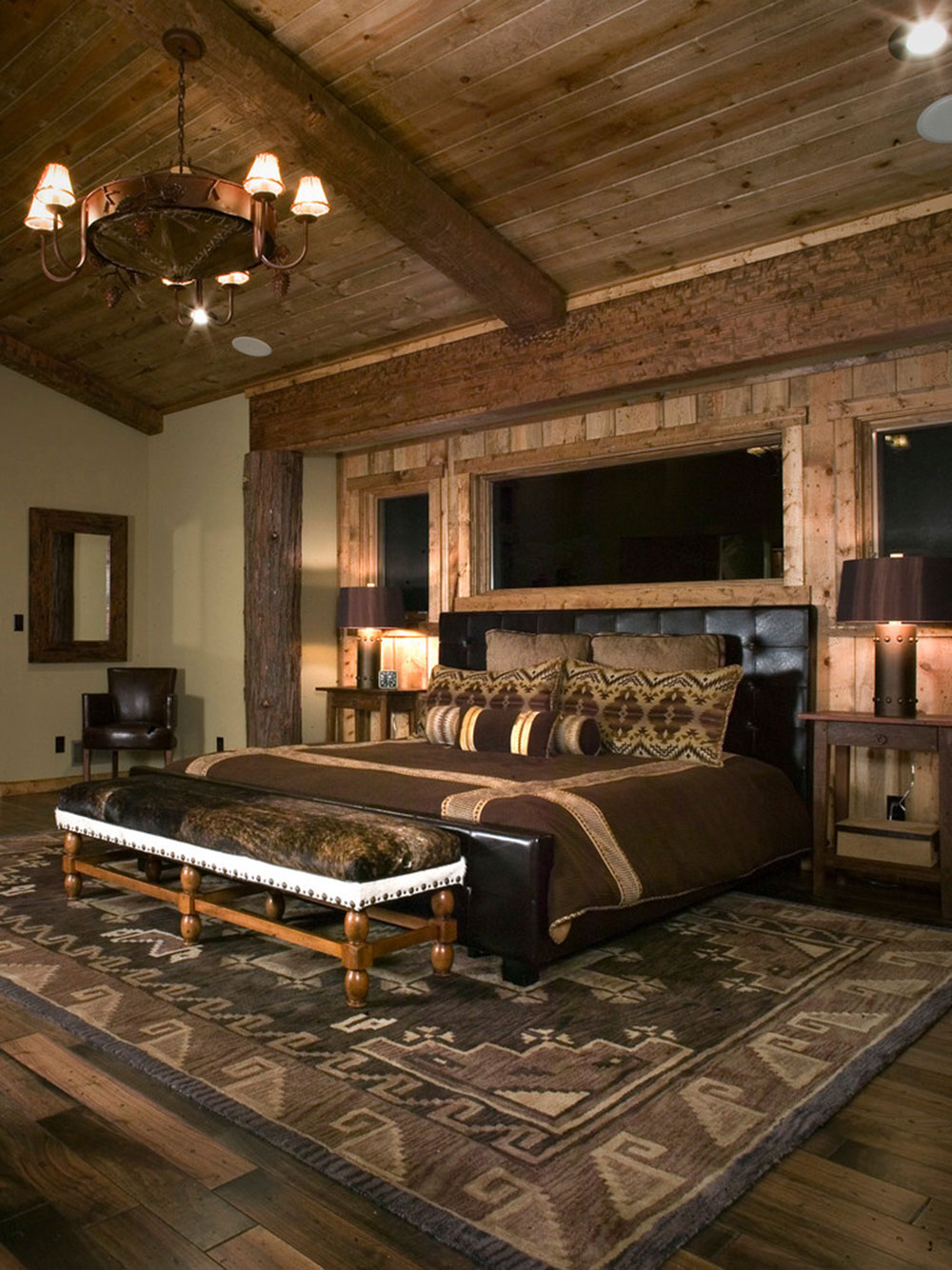 design ideas which radiate comfort 9 rustic bedroom design ideas