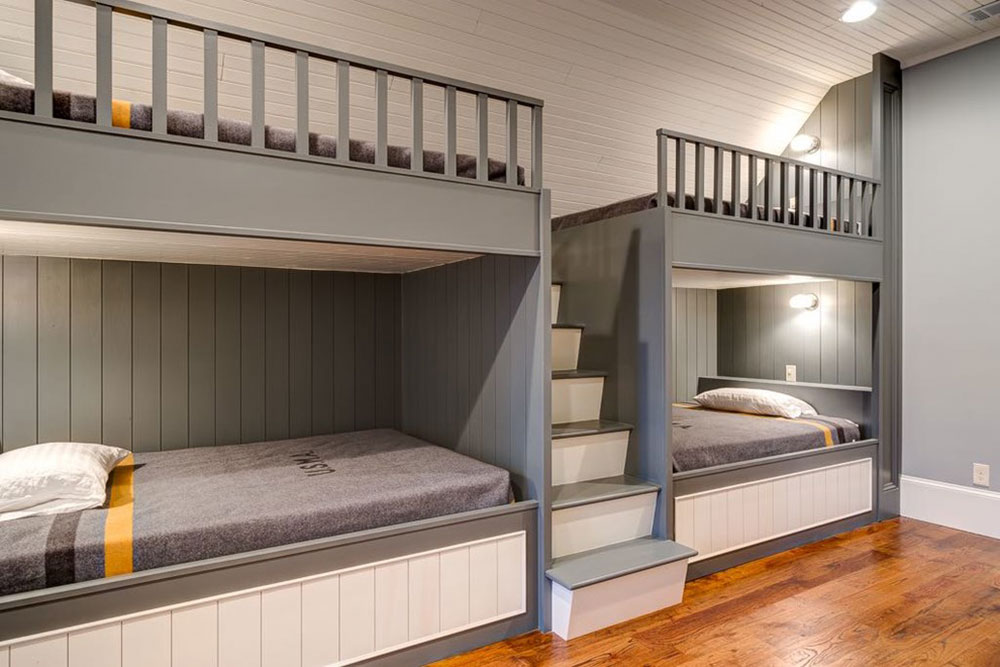 Bunk Beds Ideas Part - 16: Your-Child-Will-Love-These-Bunk-Beds-With-