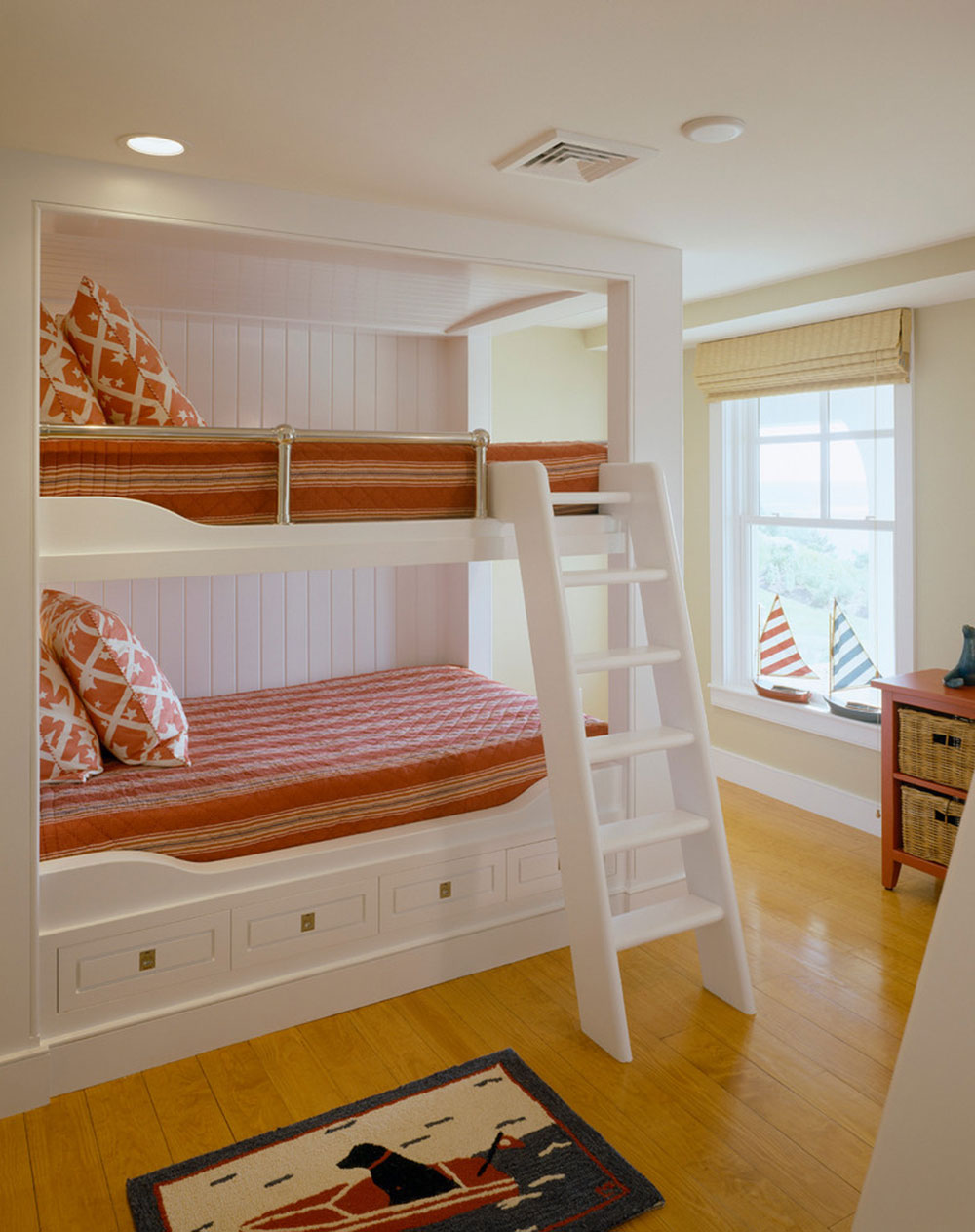 Bunk beds for girls and boys - Your Child Will Love These Bunk Beds With Stairs4