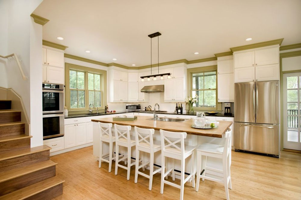 Kitchen Island Design modern kitchen island designs with seating