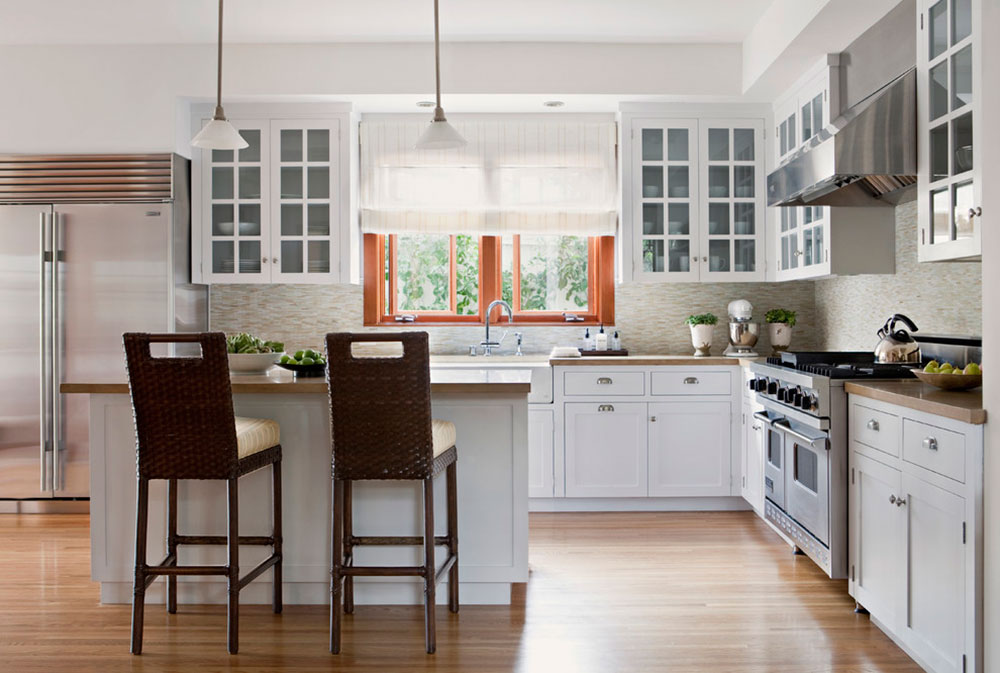 Modern Kitchen Island Designs With Seating 3