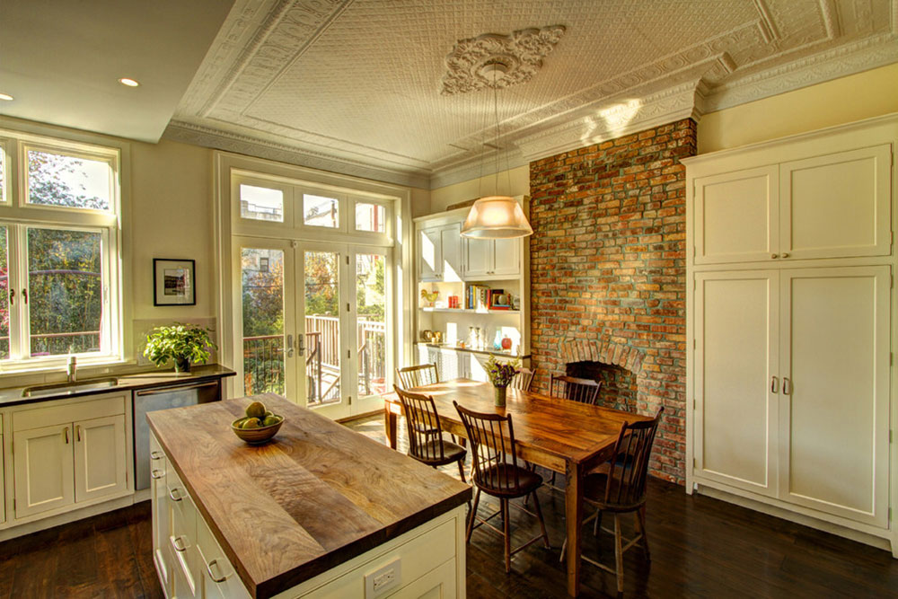 Farmhouse Interior Design Style Focuses On Aesthetic9 Farmhouse Interior  Design