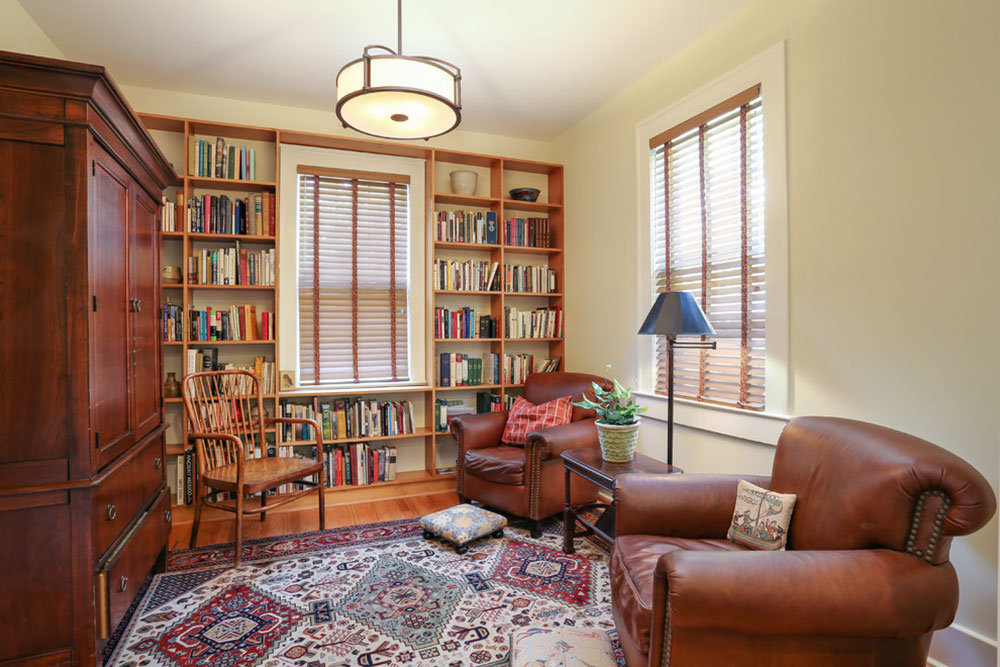 Creating A Home Library Design Will Ensure Relaxing Space - Creating home library