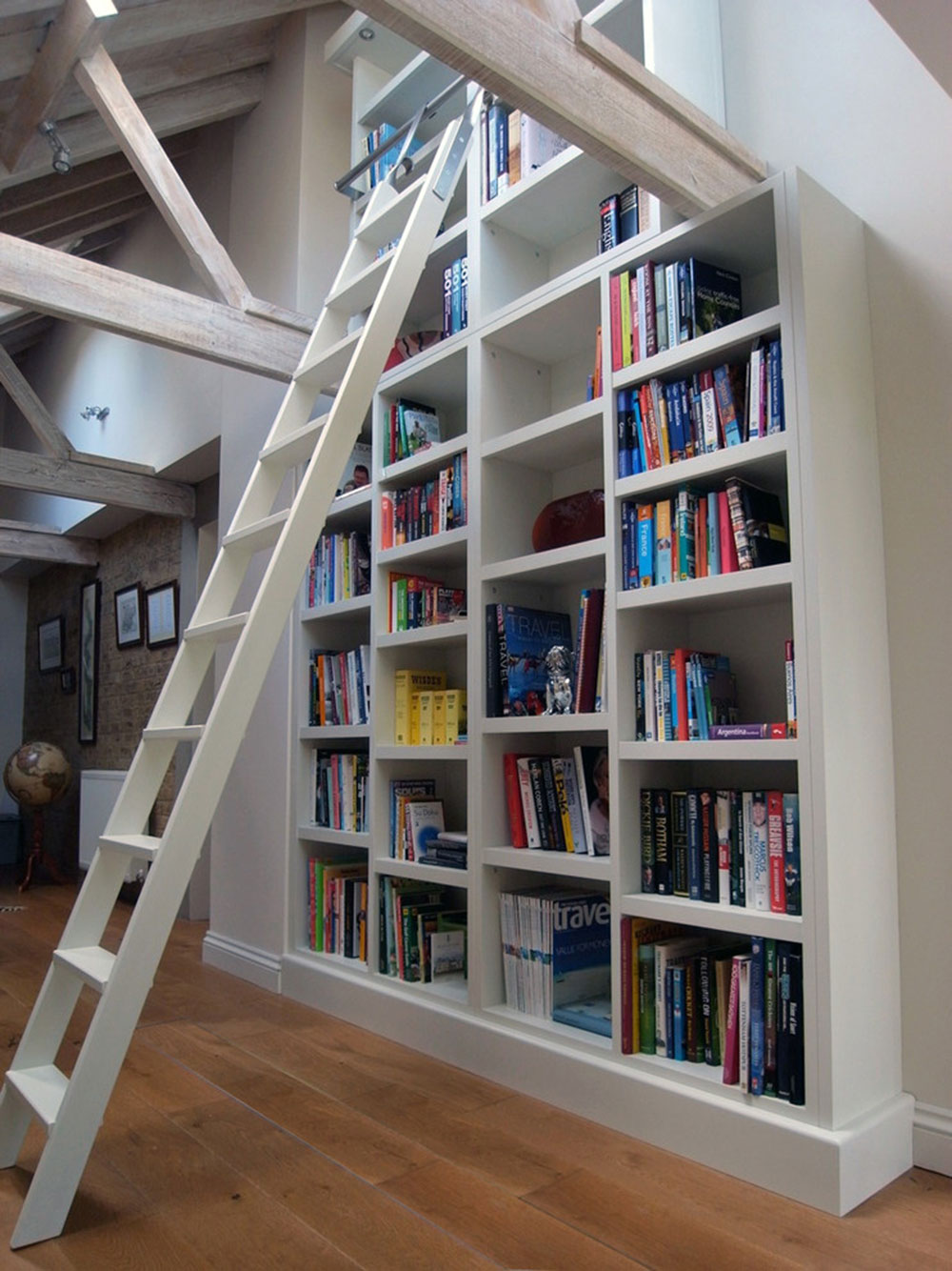 creating a home library design will ensure relaxing - Library Design Ideas