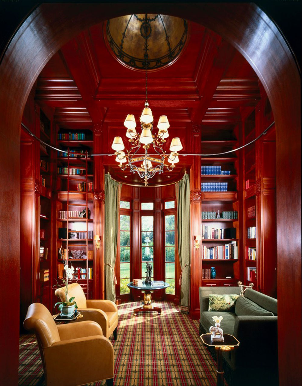 Beautiful Home Libraries creating a home library design will ensure relaxing space