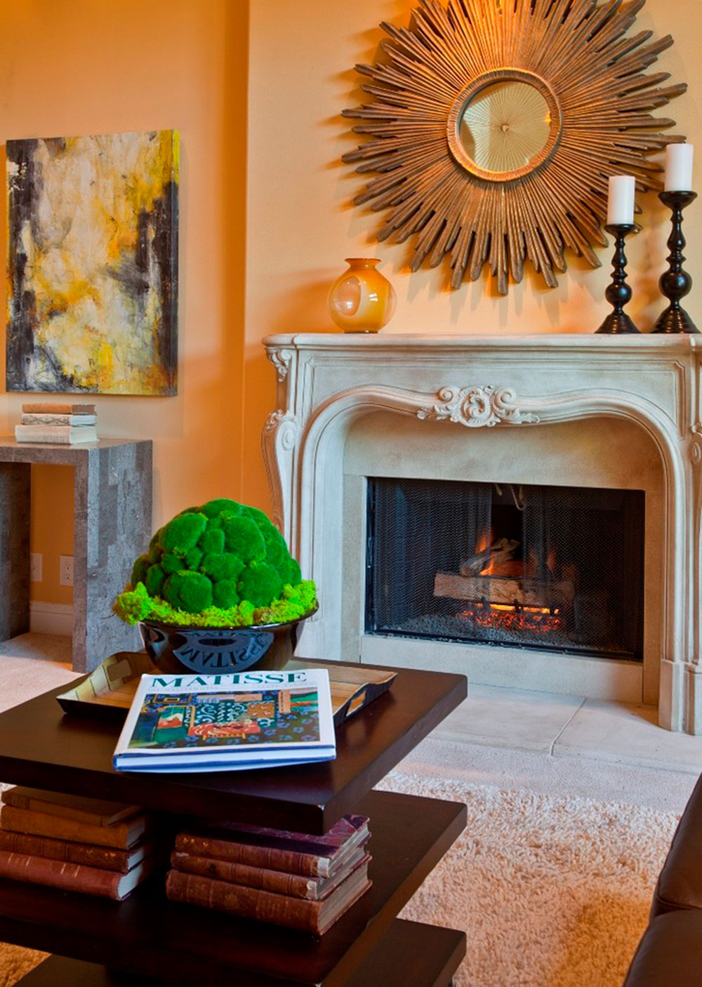 Fireplace Mantel Decorating Ideas Fireplace Mantel Decorating Ideas For A Cozy Home