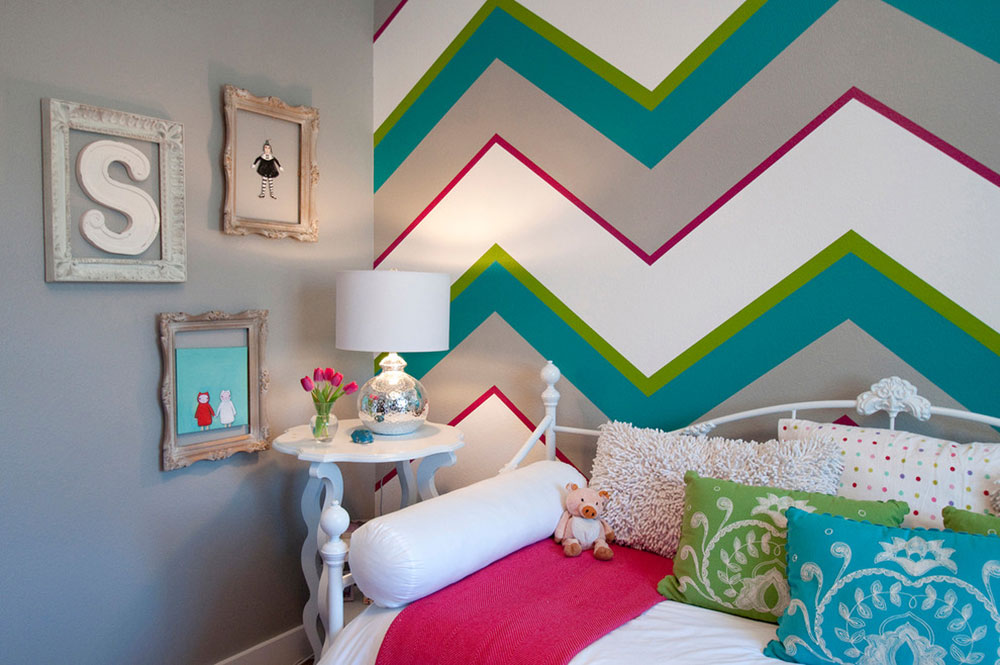 Tips For Decorating A Room With Two Tone Walls11