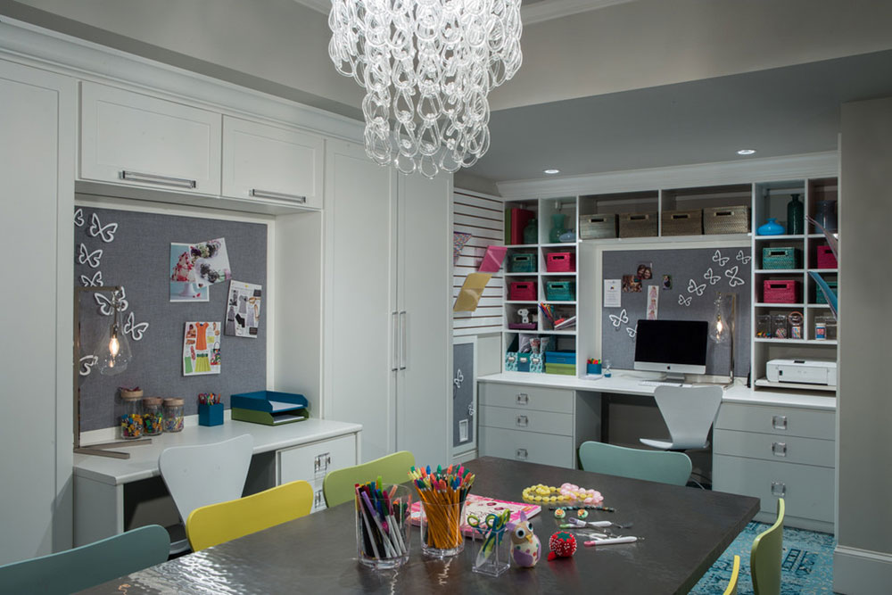 Study Decorating Ideas decorating your study room with style