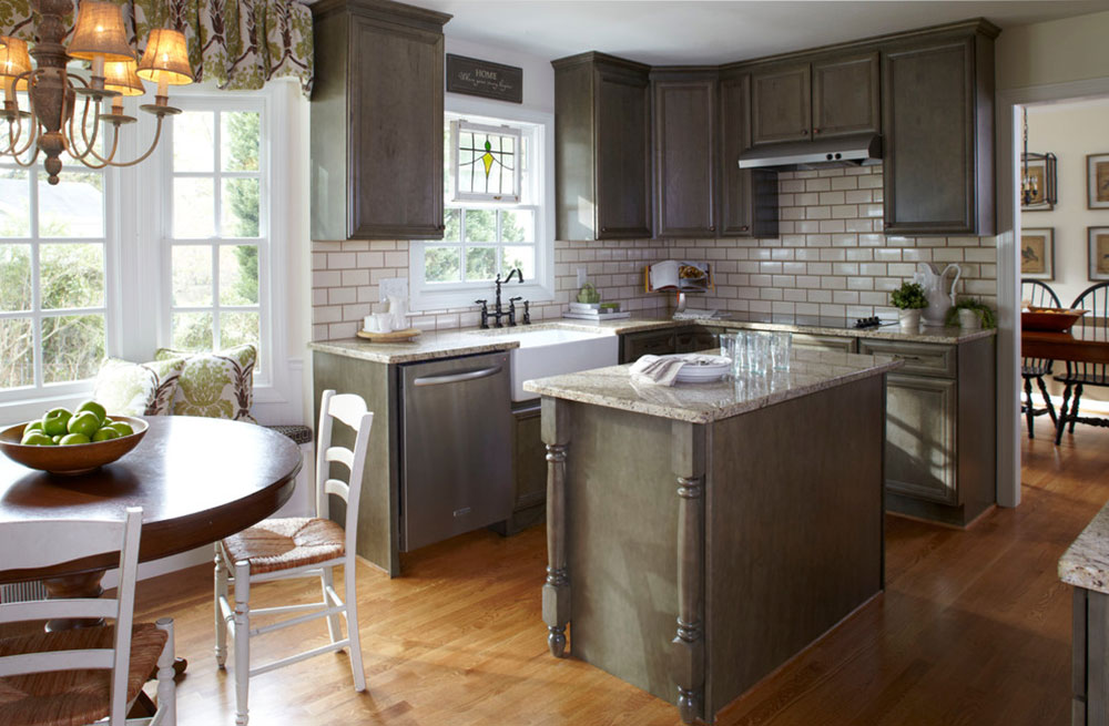 How To Make A Small Kitchen Feel Bigger In Your Lovely Home