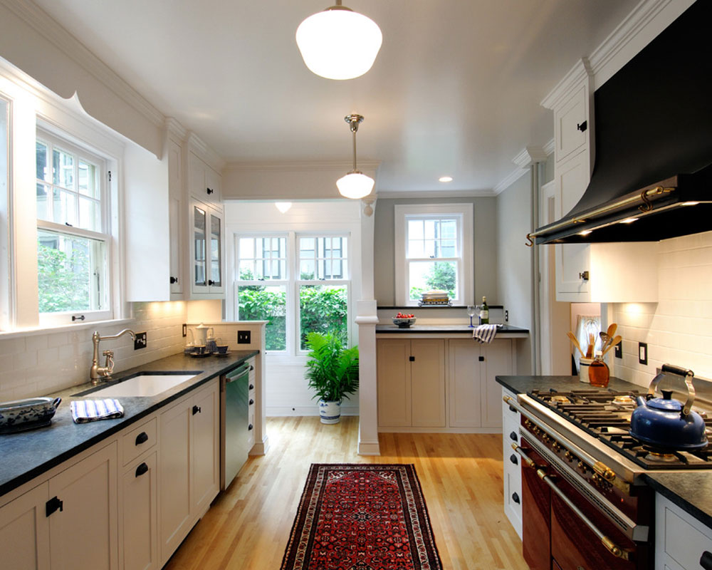 Traditional Galley Kitchen Designs Small Galley Kitchens With Islands Inspiring Home Design