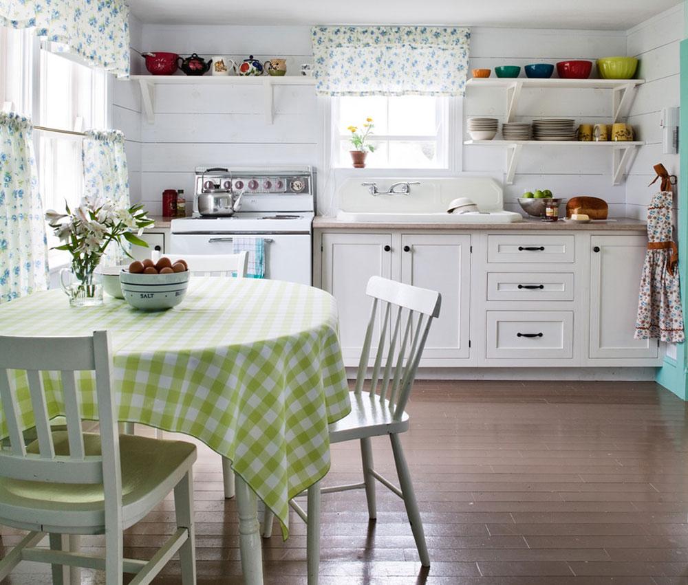 Cottage Style Kitchen Designs
