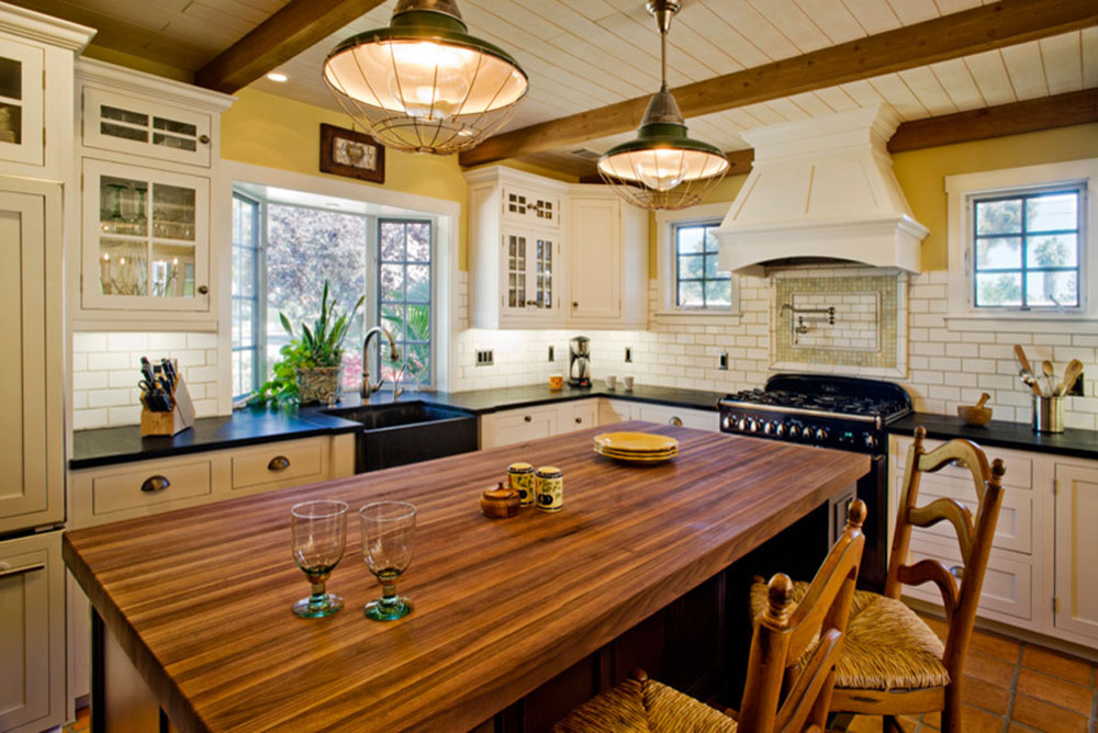 Cottage Style Kitchen Designs Easy To Obtain3