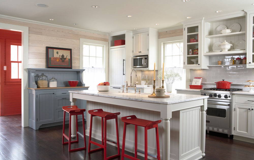 good Cottage Style Kitchens Designs #2: Impressive Interior Design