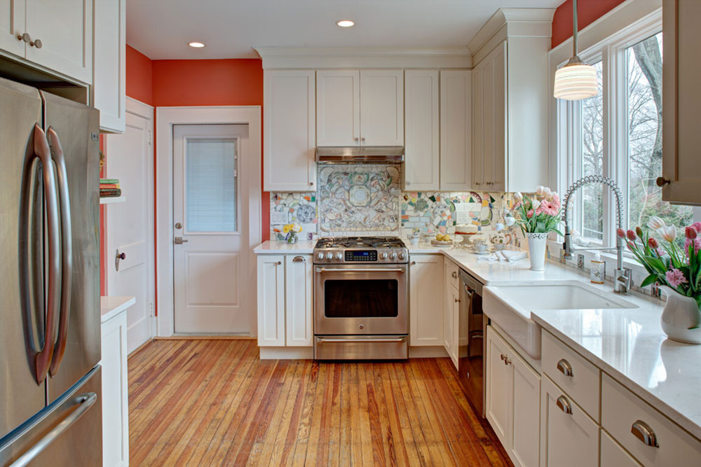 Cottage Style Kitchen Designs Easy To Obtain7