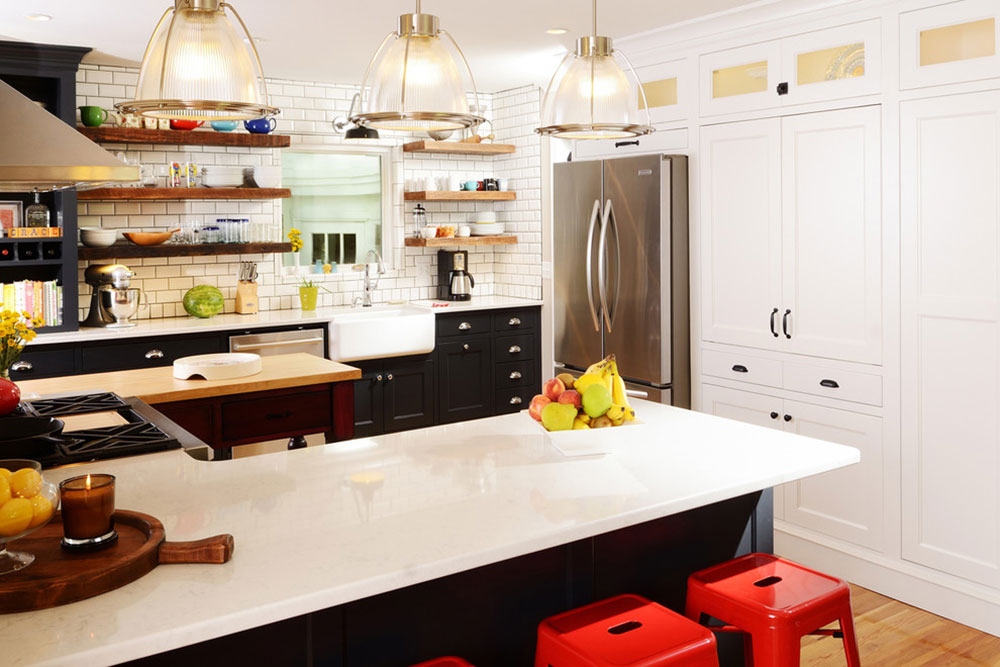 Cottage Style Kitchen Designs Easy To Obtain8