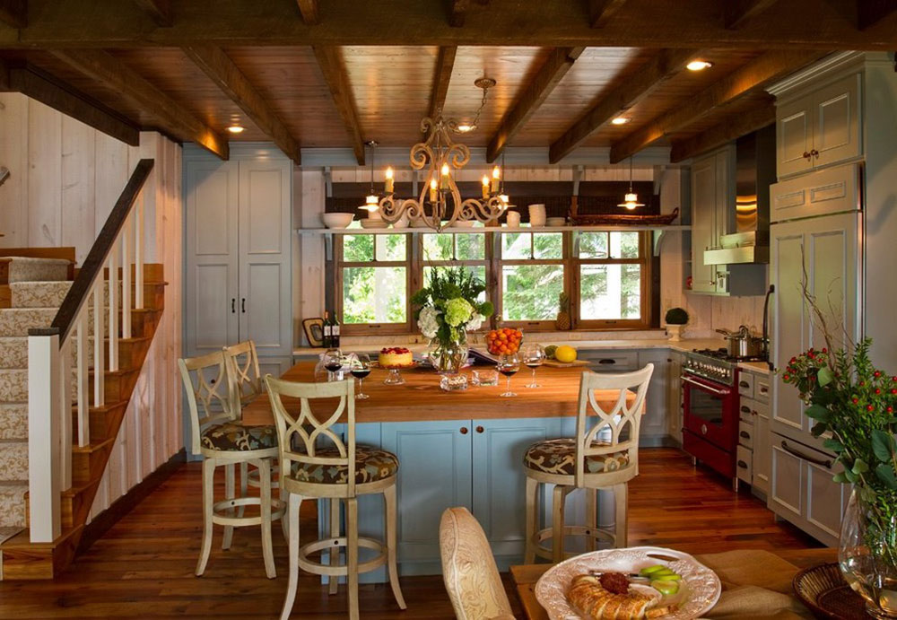 Cottage Style Kitchen Designs Easy To Obtain9 Cottage Style Kitchen