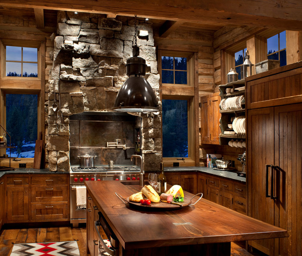 Don T Avoid Rustic Kitchen Decorations