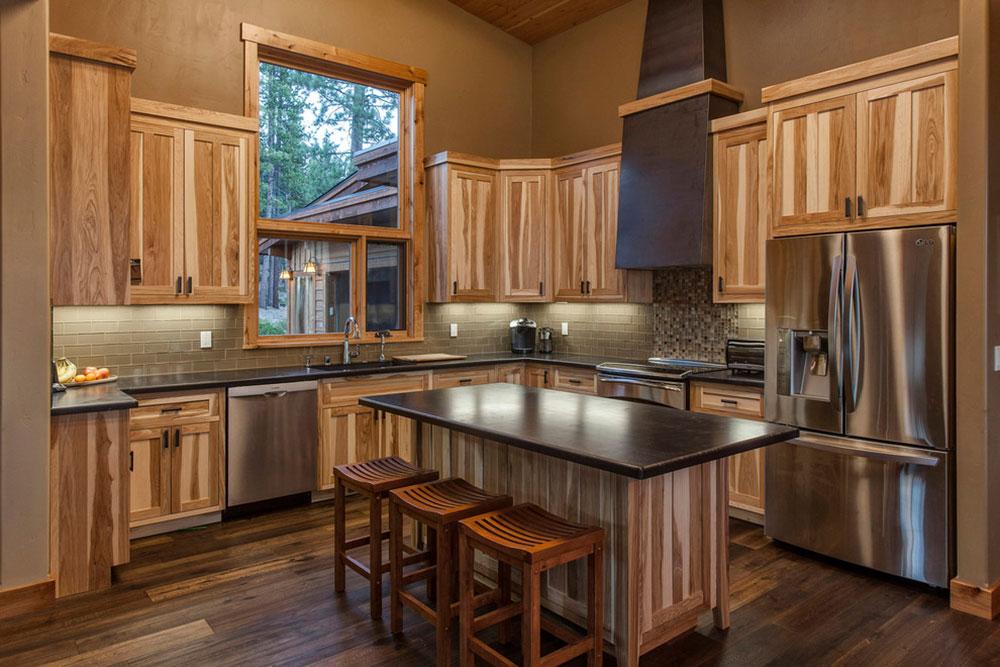 Dark Rustic Kitchen don't avoid rustic kitchen decorations