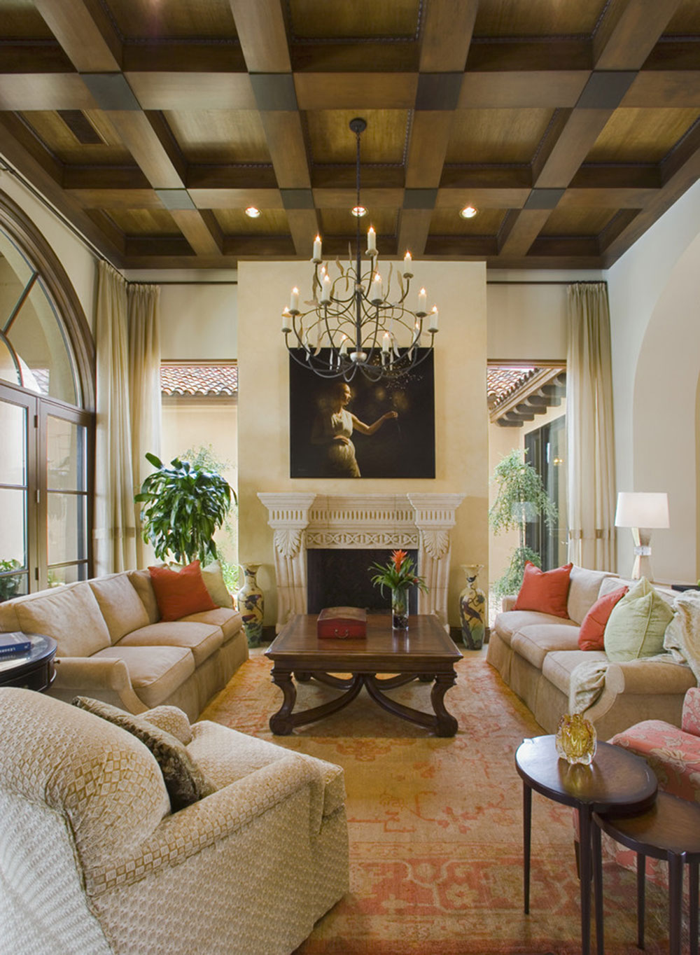 Tuscan Modern European Style And Interior Design4