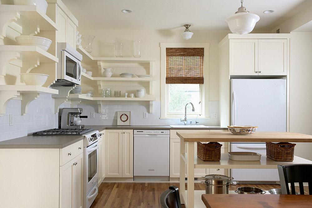 Open Kitchen Cabinet · ««