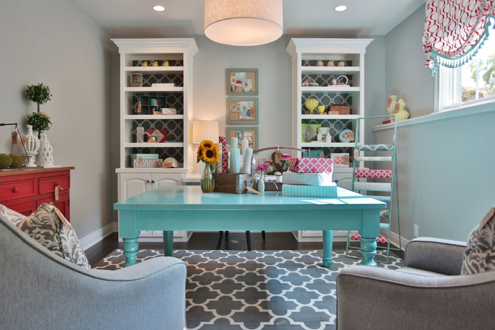 Turquoise Interior Design Fair Turquoise Interior Design Is Always A Good Idea Design Inspiration
