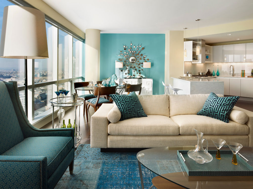 Turquoise Interior Design Adorable Turquoise Interior Design Is Always A Good Idea Design Decoration