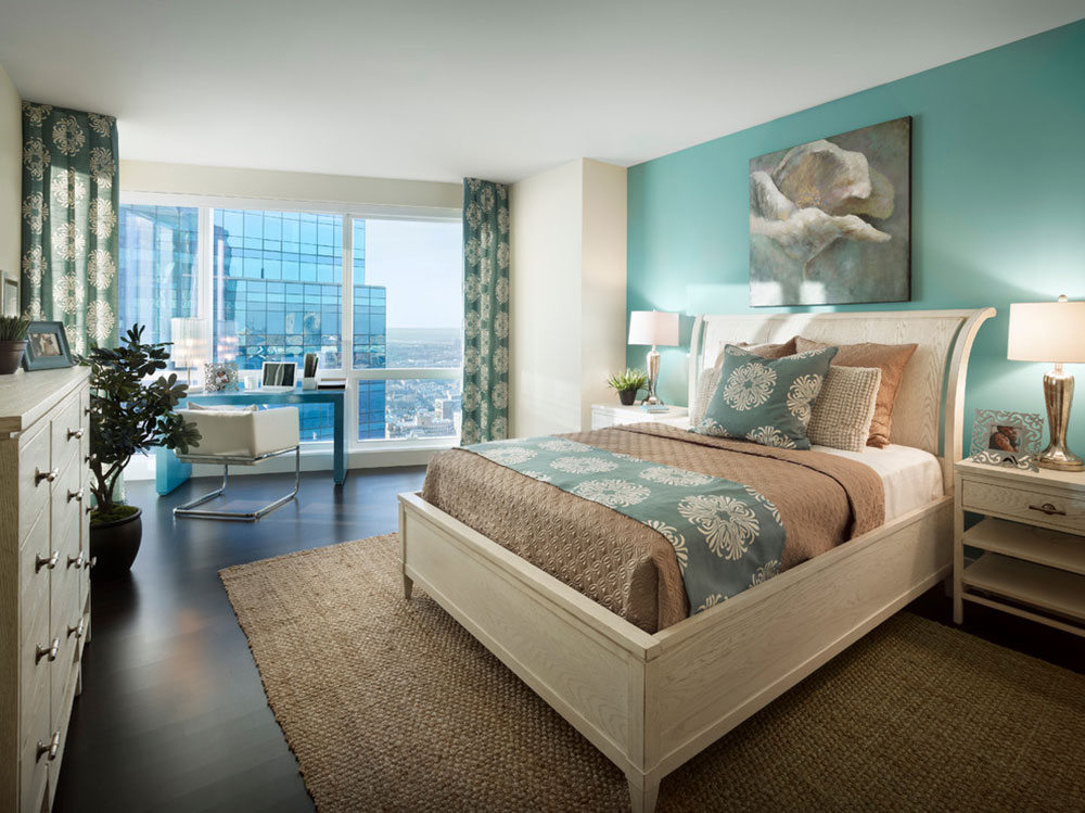 Turquoise Interior Design Stunning Turquoise Interior Design Is Always A Good Idea Inspiration Design