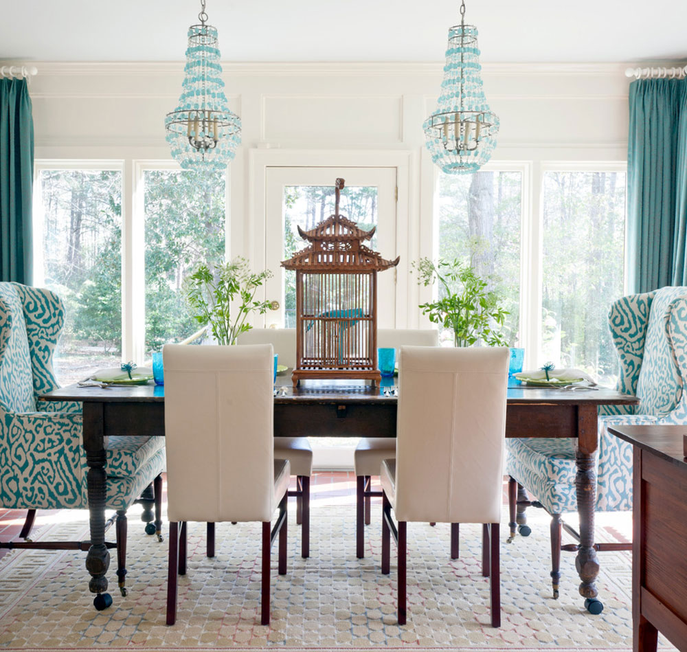 Turquoise Interior Design Glamorous Turquoise Interior Design Is Always A Good Idea Design Ideas