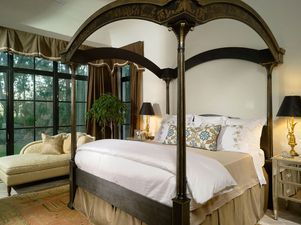 Poster Bed Designs canopy bed ideas that delight your room
