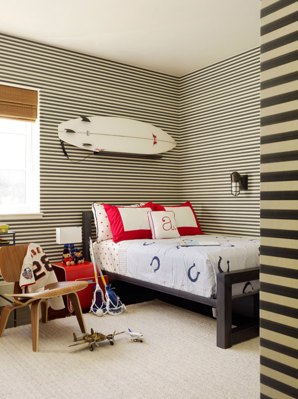 Cool And Cozy Boys Room Paint Ideas21 Cool And Cozy