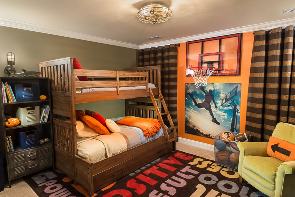 Cool And Cozy Boys Room Paint Ideas23 Cool And Cozy