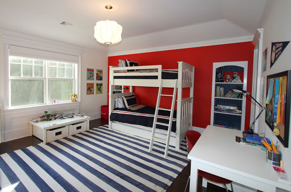 cool and cozy boys room paint ideas Boys Room Paint Ideas