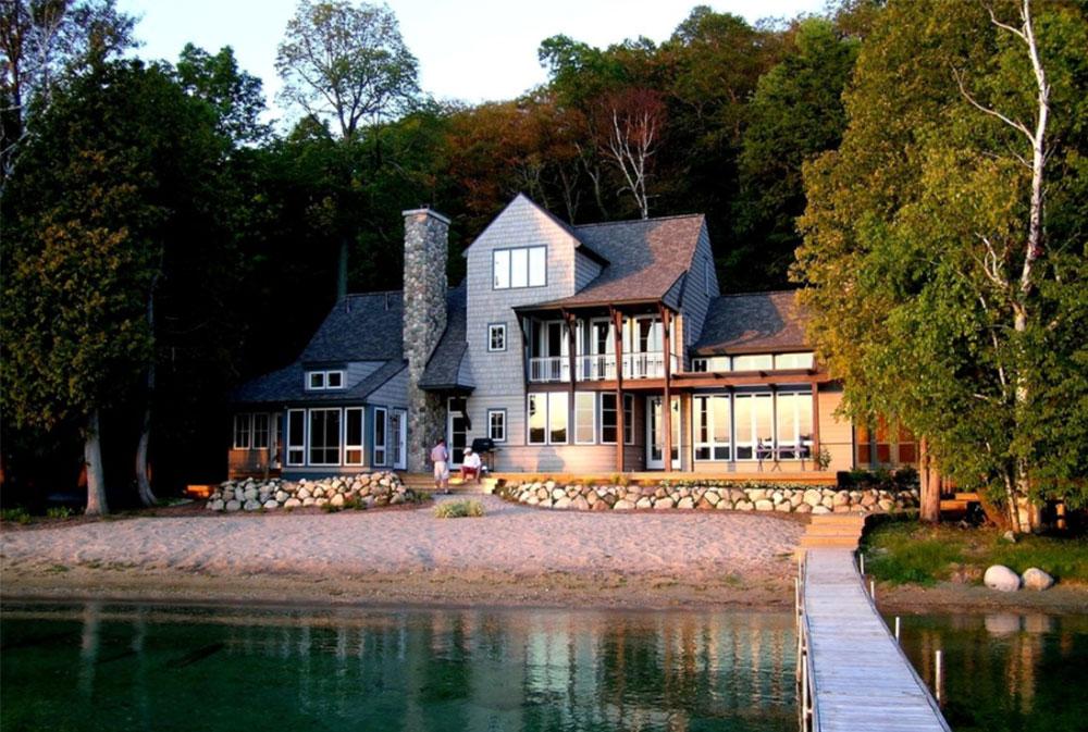 glen lake by michael abraham architecture dream house architecture designs