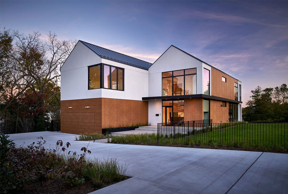 Rosedale Residence By KUBE Architecture Dream House Architecture Designs  (54 Pictures